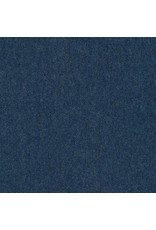 Robert Kaufman Laguna Lightweight Jersey Knit, Heather in Navy, Fabric Half-Yards L221-1243