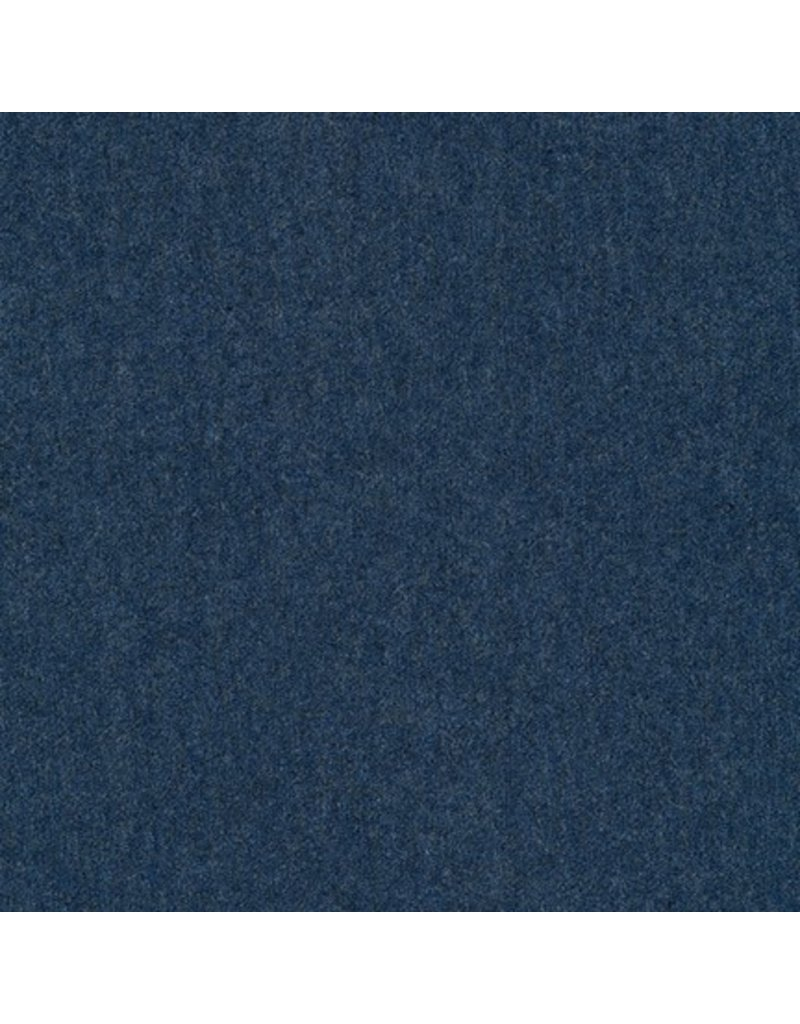 Robert Kaufman Laguna Lightweight Jersey Knit, Heather in Navy, Fabric Half-Yards L221-1243