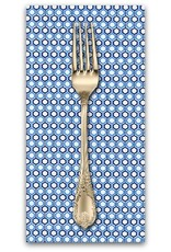 PD's Robert Kaufman Collection Sevenberry, Micro Classics in Sky, Dinner Napkin