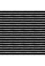 Sarah Golden Around Town, Stripes in Jailbird, Fabric Half-Yards A-8765-K