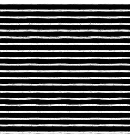 Sarah Golden Around Town, Stripes in Jailbird, Fabric Half-Yards A-8765-K