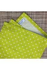 PD's Linen Blend Collection Linen Mochi Dot in Boysenberry, Dinner Napkin