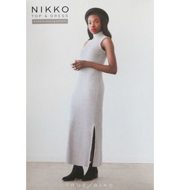 True x Bias True x Bias Nikko Top & Dress -  Pattern