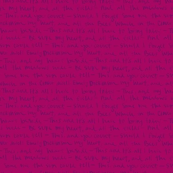 Andover Fabrics Mosaic, Emily in Plum, Fabric Half-Yards A-8885-E