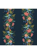 PD's Rifle Paper Co Collection English Garden, Floral Vines in Dark, Dinner Napkin