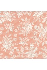 Rifle Paper Co. English Garden, Toile in Peach, Fabric Half-Yards AB8060-001