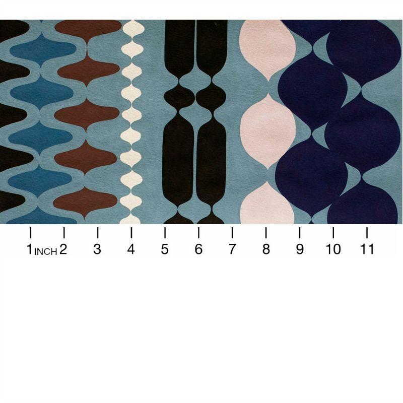 Alexander Henry Fabrics The Ghastlies, A Ghastlie Bead in Dusk, Fabric Half-Yards 8387B
