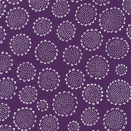 Karen Lewis Blueberry Park, Sunflowers in Hibiscus, Fabric Half-Yards AWI-15749-27