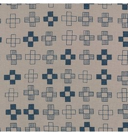 Karen Lewis Blueberry Park, Plus in Smoke, Fabric Half-Yards AWI-17466-293