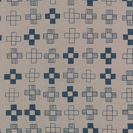 Karen Lewis Blueberry Park, Plus in Smoke, Fabric Half-Yards AWI-17466-293