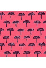 PD's Karen Lewis Collection Blueberry Park, Trees in Punch, Dinner Napkin