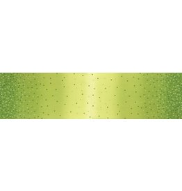 V & Co. Ombre Confetti in Lime Green, Fabric Half-Yards 10807 18M