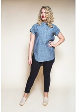 "Closet Case Patterns Closet Case ""Kalle Shirt + Shirtdress"" Pattern"