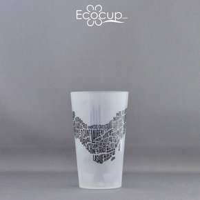 Eco12  (4oz)  300/carton  LAVAGE INCLUS