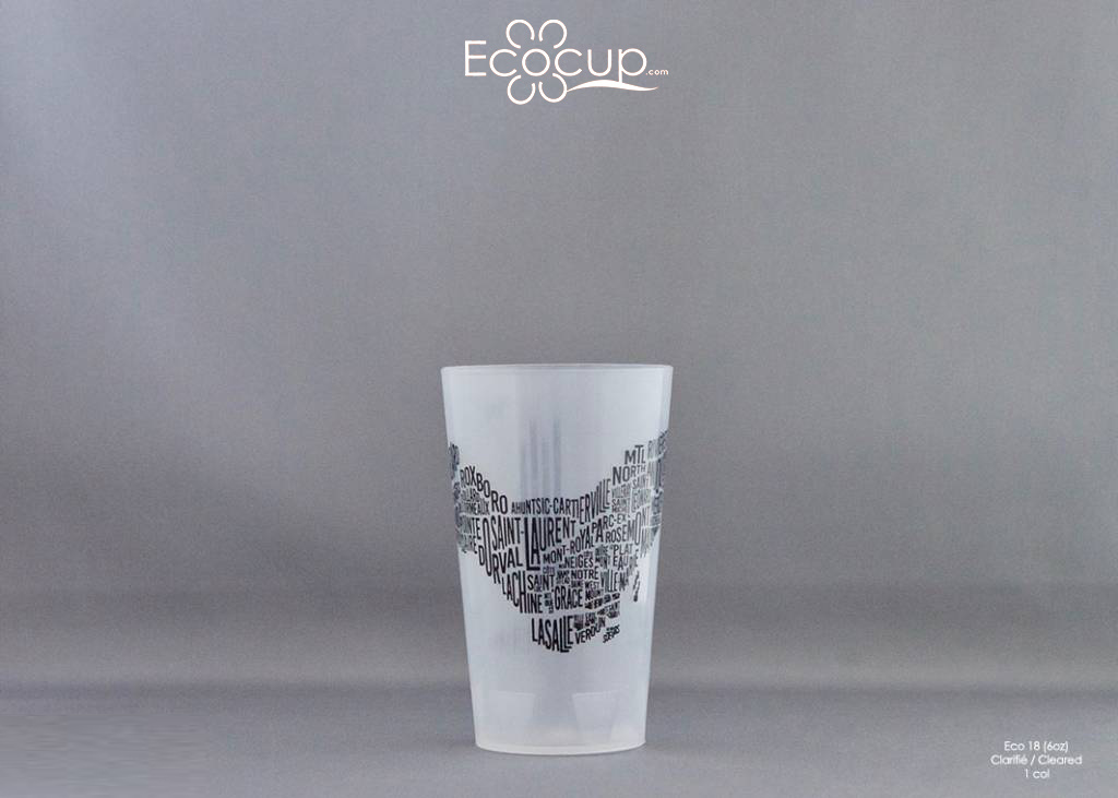 Rental Eco12 (12cl/6oz)