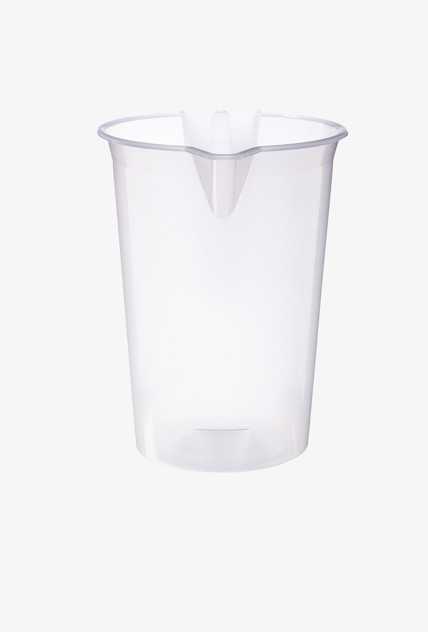 Pichet réutilisable format 1.5L (50oz) 85/boite