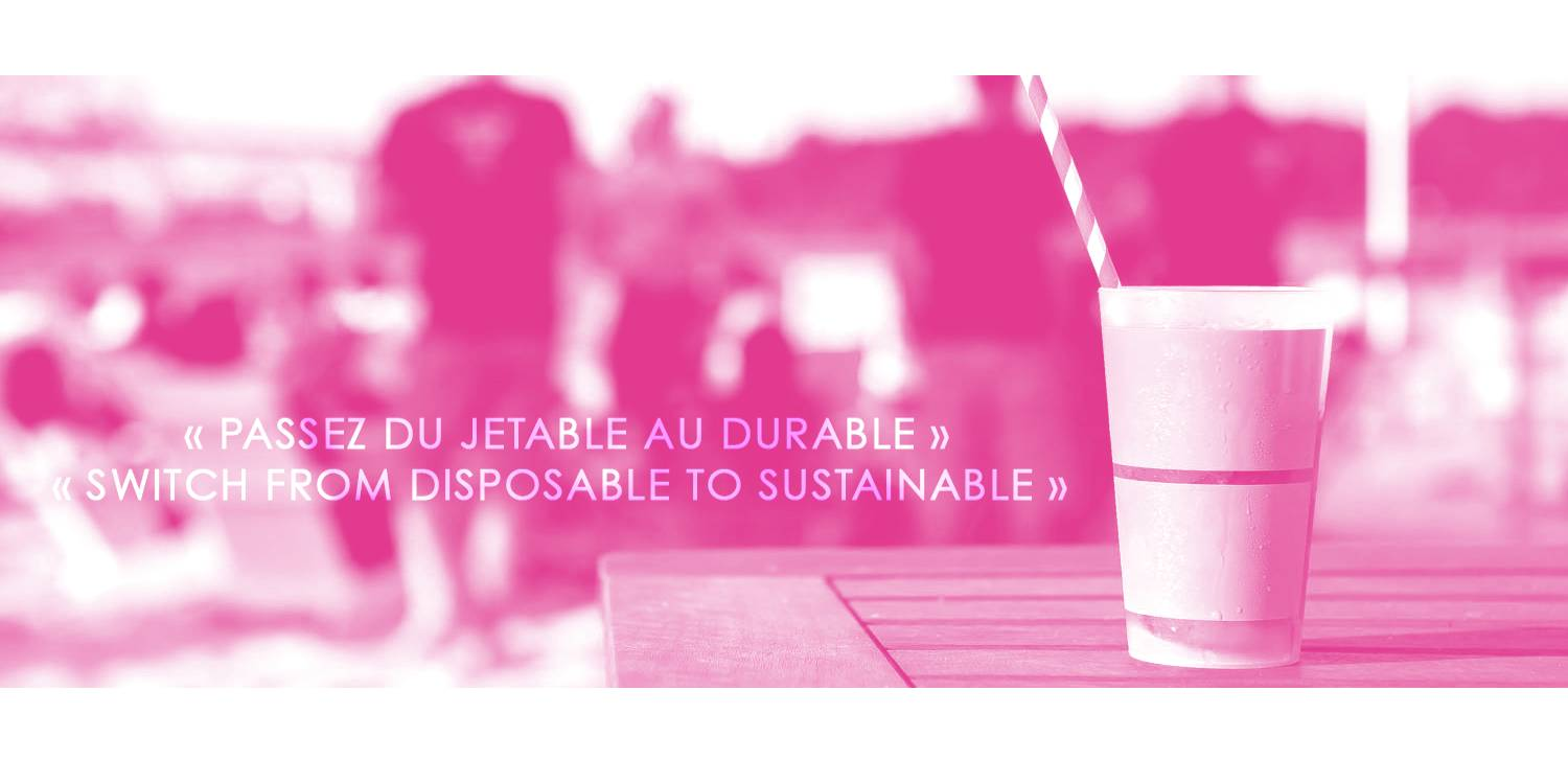 Plastic reusable cups - Ecocup Canada
