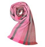 Alpaca PK Alpaca seamless scarve - Dahlia