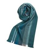 Alpaca PK 1 Alpaca seamless scarve  -Mariner