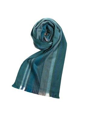 Alpaca PK 1 Alpaca seamless scarve - Mariner