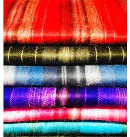 Alpaca PK 1 Alpaca Striped Scarves - Color choice