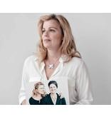 Anne Marie Chagnon Duo Benefice necklace