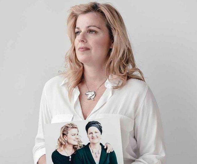 Anne Marie Chagnon Collier Duo Benefice