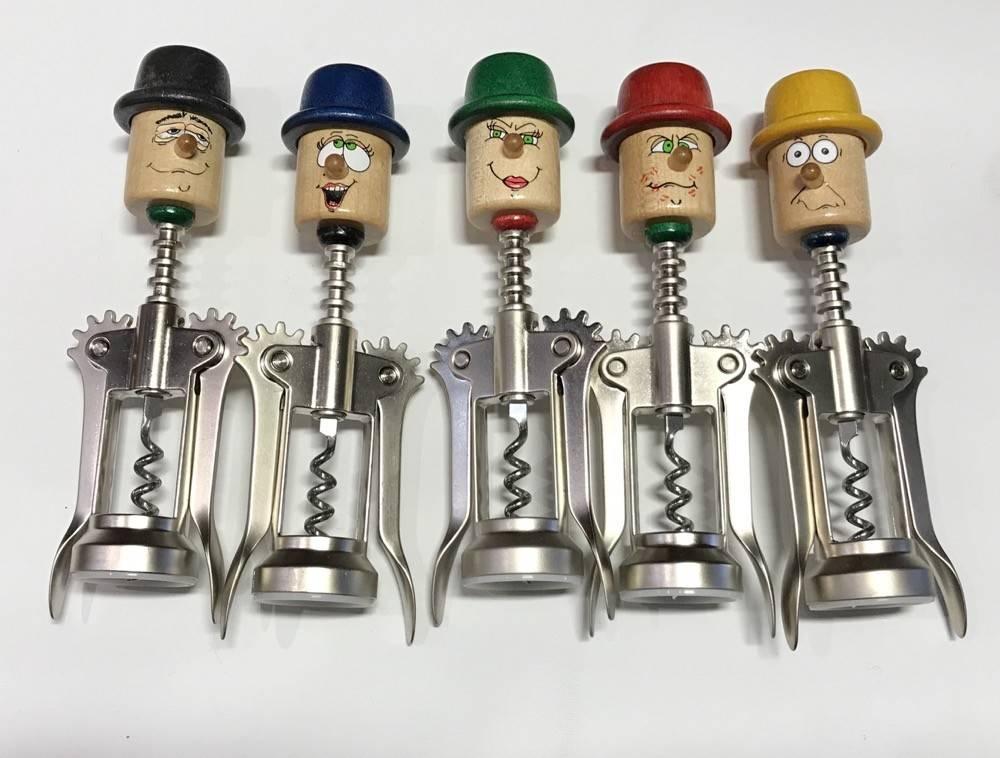 Les Guédines en Folie Funny Corkscrew