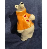 Nannuraluk Ceramic Polar Bear