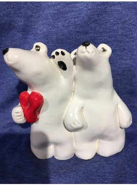 Polar Bear Couple