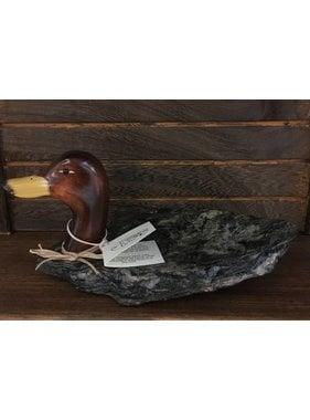 Limestone duck