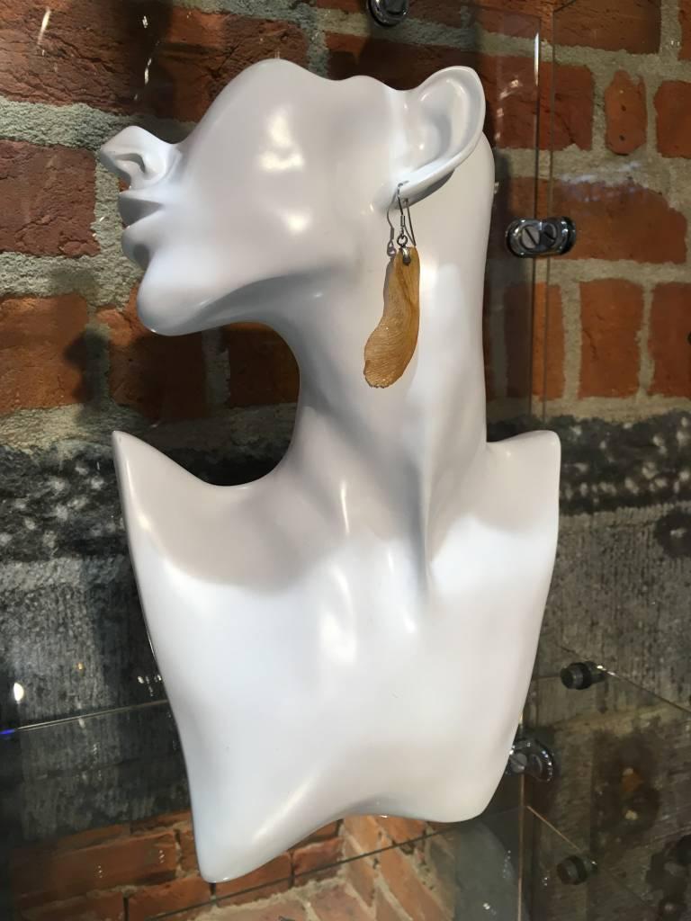 Maple Seads Earings