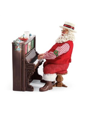 Piano Man Santa - Limited Edition
