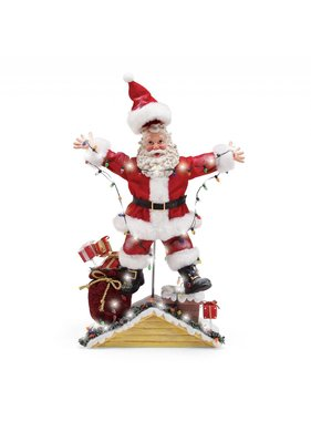 Père Noël électrisant - Édition limitée