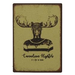 Fridge Magnet Hipster Moose