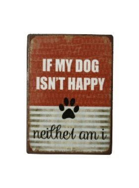 Magnet If My Dog