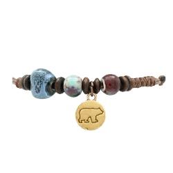 Bear beads bracelet