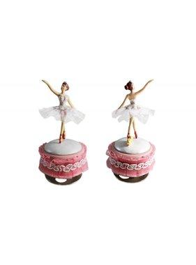 Ballerine figurine musicale qui tourne