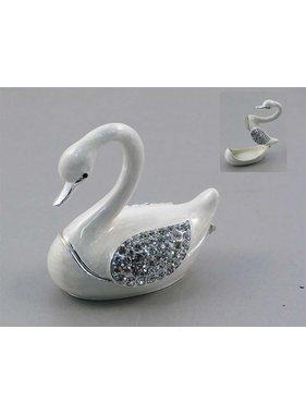Swan JEWLERY  BOX