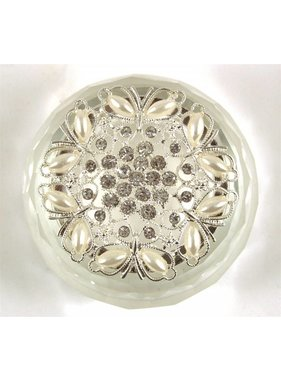 Boîter à Bijoux Perles & Crystal