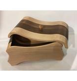 "Exotic wood jewel box ""SAKA"" collection"