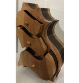 "Exotic wood jewel box ""KAKWA"" collection"