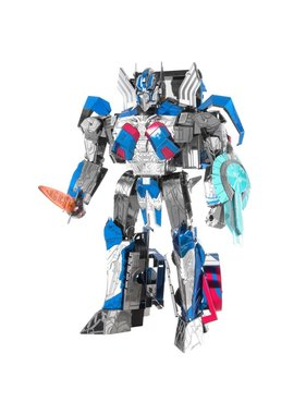 ICONX, TRANSFORMERS O.PRIME, 3 FEUILLES