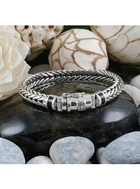 Bracelet Agus Onyx  Noir BAB