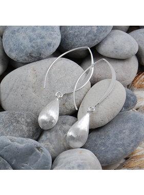 Silver Drop Earrings S1S