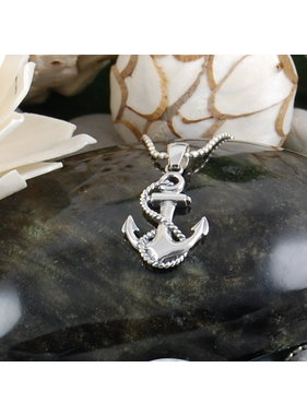 Anchor and necklace  CAA