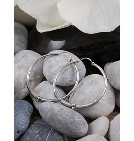 Olina  Earrings 36mm