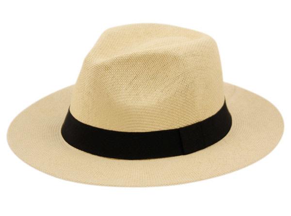 Chapeau classique Panama