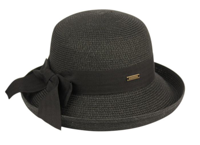 Hat roll up brim sun