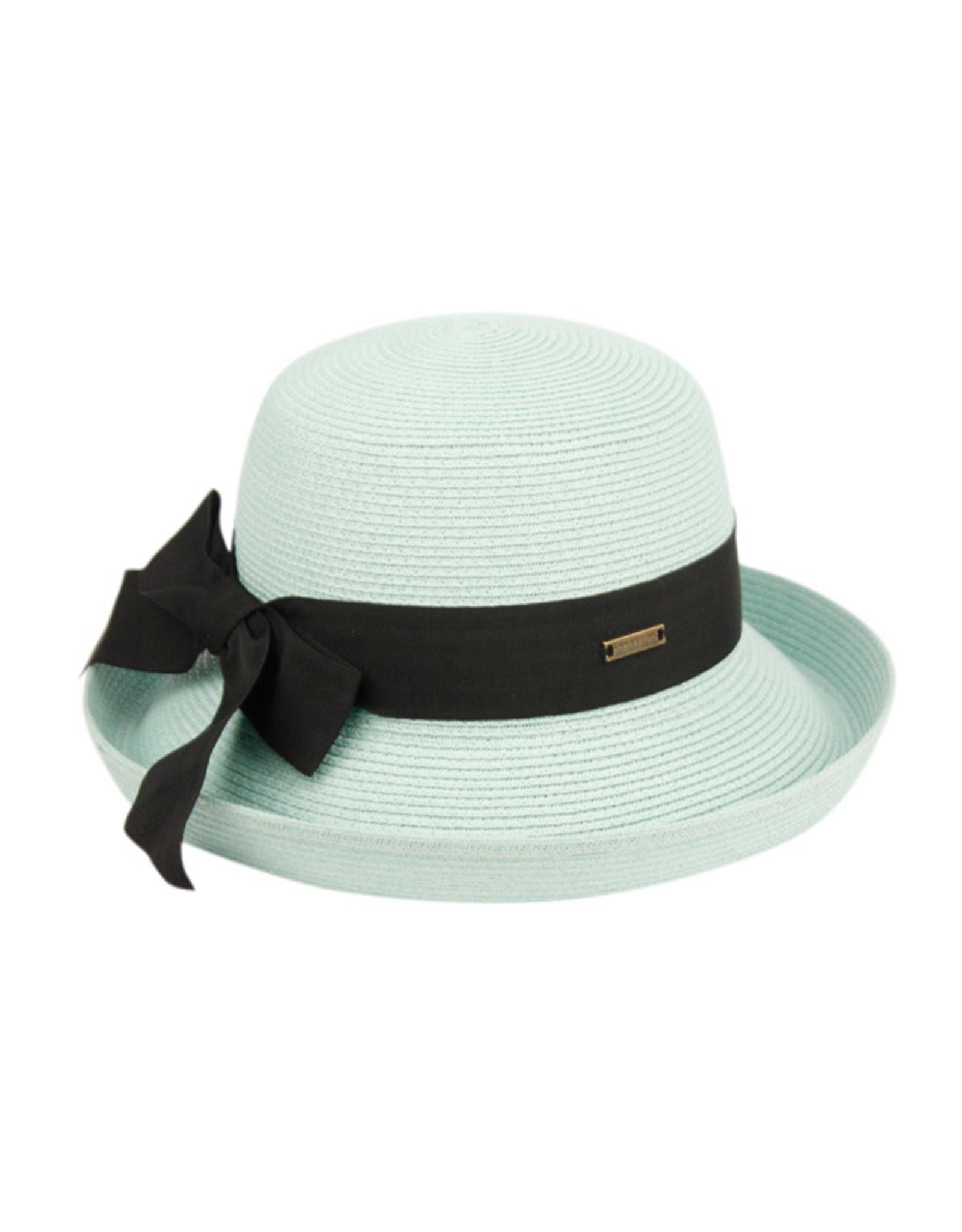 Hat roll up brim sun